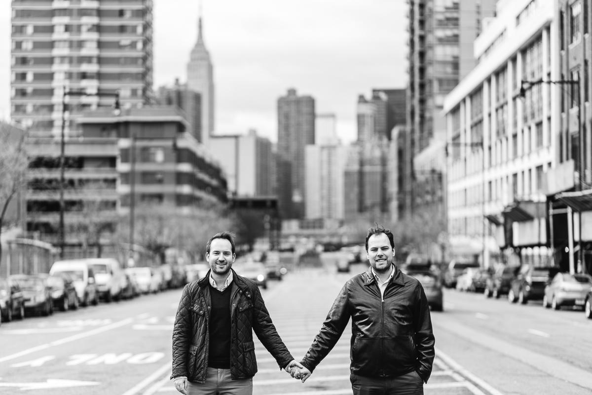 Fotonen Leipzig - Couple photoshooting in New York 1