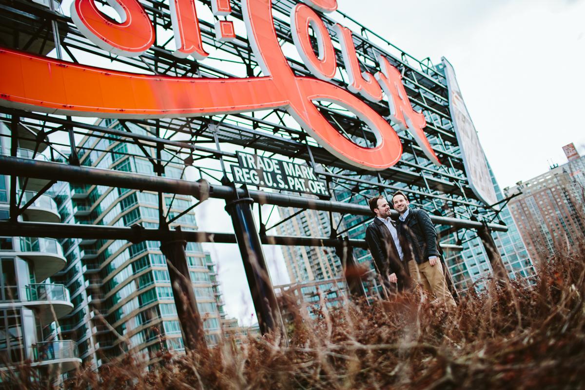 Fotonen Leipzig - Couple photoshooting in New York 8